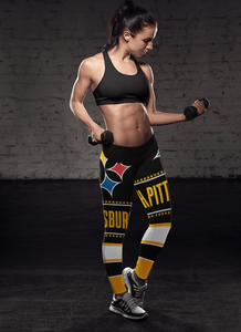 Pittsburg St Collector Leggings Q7AK