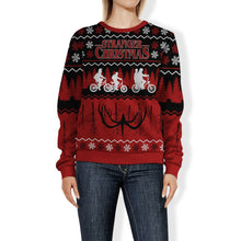 Load image into Gallery viewer, Christmas Stranger Sweatshirt