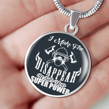 Load image into Gallery viewer, Fire Fighter Super Power Necklace