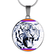 Load image into Gallery viewer, Clemson Till I Die Necklace
