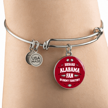 Load image into Gallery viewer, Alabama Die Hard Bracelet