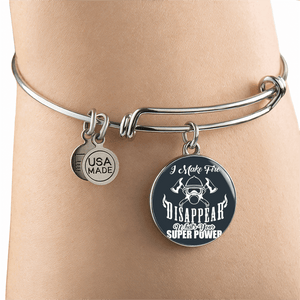 Fire Fighter Super Power Bracelet