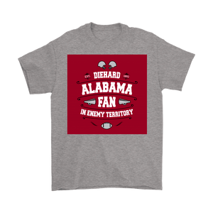 Alabama Diehard Fan