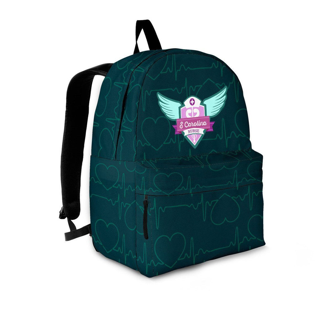 SC Nurse Backpack