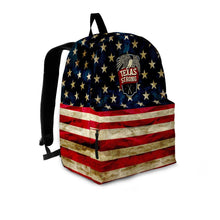 Load image into Gallery viewer, Texas Strong Backpack