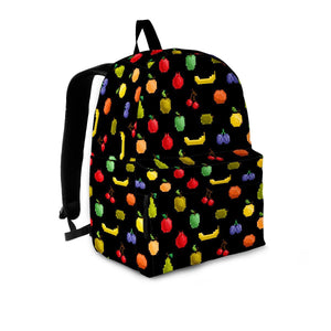 Bitmap Fruit Backpack
