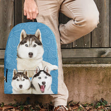Load image into Gallery viewer, Huskies Backpack