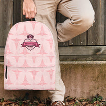 Load image into Gallery viewer, MS Nurse Pink Backpack