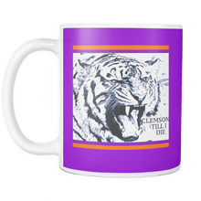 Load image into Gallery viewer, Clemson Till I Die Mug