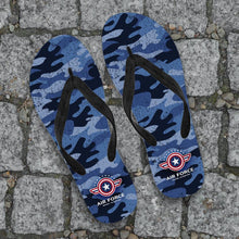 Load image into Gallery viewer, Air Force Flip Flops
