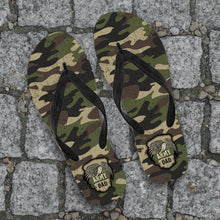 Load image into Gallery viewer, Camouflage Flip-Flops