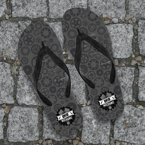 OH Mechanic Flip-Flops