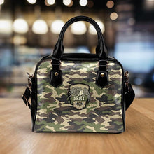 Load image into Gallery viewer, Camouflage Handbag