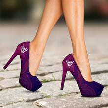 Load image into Gallery viewer, SC Hairdresser Heels