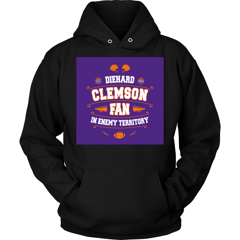 Clemson Die Hard Fan