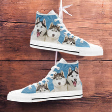 Load image into Gallery viewer, Huskies High Tops