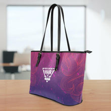 Load image into Gallery viewer, SC Hairdresser Small Leather Tote Bag