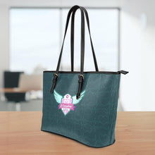 Load image into Gallery viewer, SC Nurse Small Leather Tote Bag
