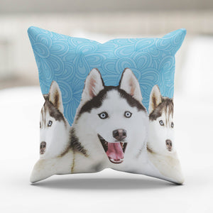 Huskies Pillowcase