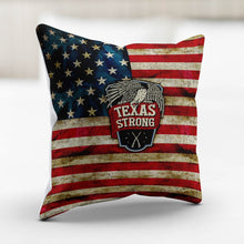 Load image into Gallery viewer, Texas Strong Pillowcase