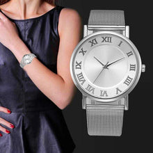 Load image into Gallery viewer, Ladies Luxury Watch Stainless Steel Wristwatch Fashion  #816