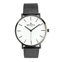 Load image into Gallery viewer, Classic Women's /  Men's Wrist Watch Steel Strap Quartz Casual Watches