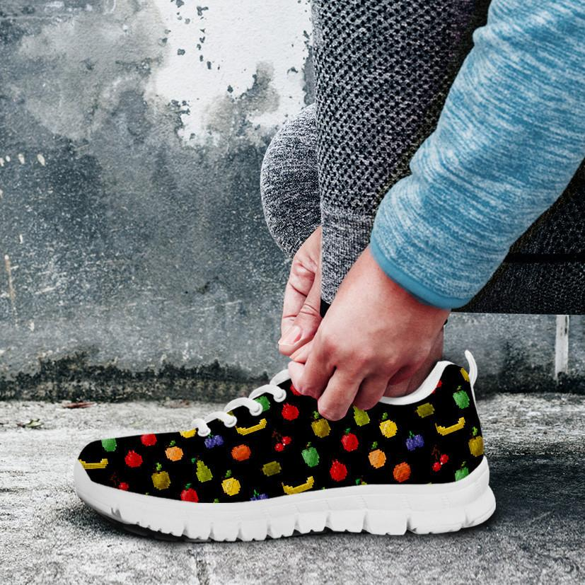 Bitmap Fruit Running Shoes