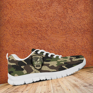 Camouflage Running Shoes