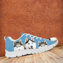 Load image into Gallery viewer, Huskies Running Shoes