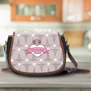 MS Nurse Saddle Bag