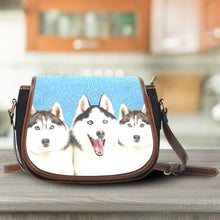 Load image into Gallery viewer, Huskies Saddle Bag