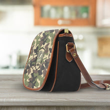 Load image into Gallery viewer, Camouflage Saddle Bag