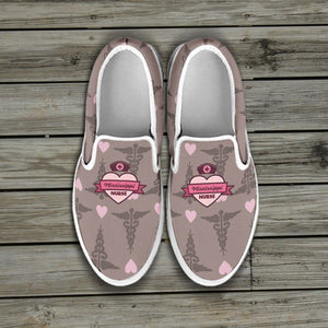 MS Nurse Slip Ons