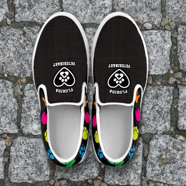 FL Veterinary Slip Ons