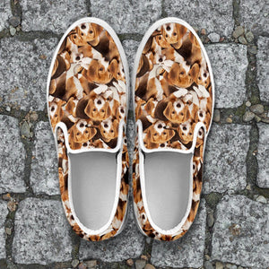 Beagles Slip Ons Women