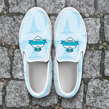 Load image into Gallery viewer, MS Nurse Blue Slip Ons