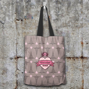 MS Nurse Tote Bag