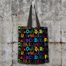 Load image into Gallery viewer, I Teach Tote Bag