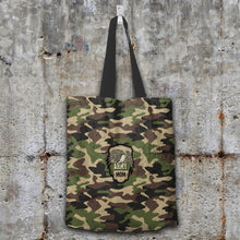 Load image into Gallery viewer, Camouflage Tote Bag