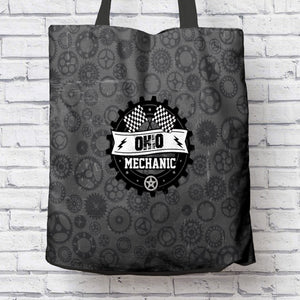 OH Mechanic Tote Bag