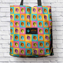Load image into Gallery viewer, Bulldog Tote Bag