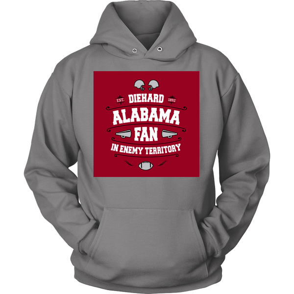 Alabama Die hard Fan