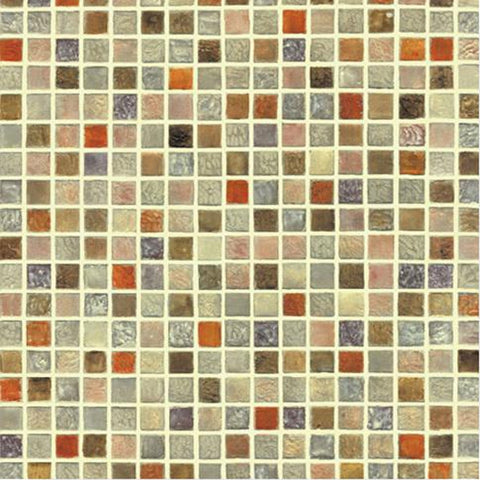 Multi Color Tile Mosaic Pattern Contact Paper Self-adhesive Peel-stick Vinyl Wallpaper Bathroom Waterproof Kitchen