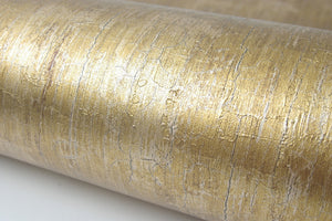 Lime Gold Pearl Interior Film Contact Paper Self Adhesive Peel-Stick Removable Wallpaper