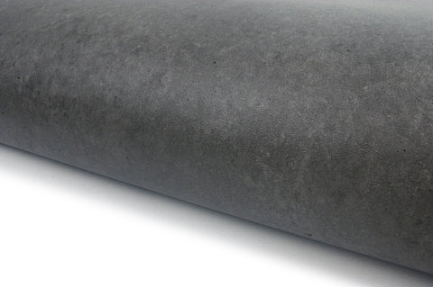 Stained Concrete Self-Adhesive Peel-Stick Wallpaper (VBS902(Dark Grey)) 6.56ft