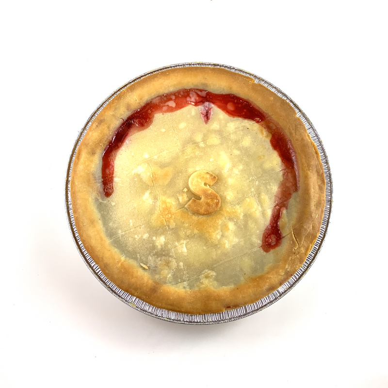 Dairy Free Strawberry pie (Large)