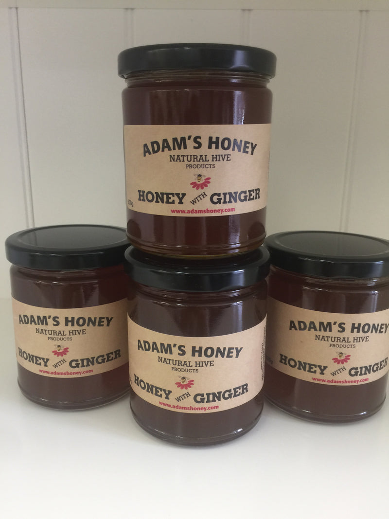Honey with Ginger, 330g