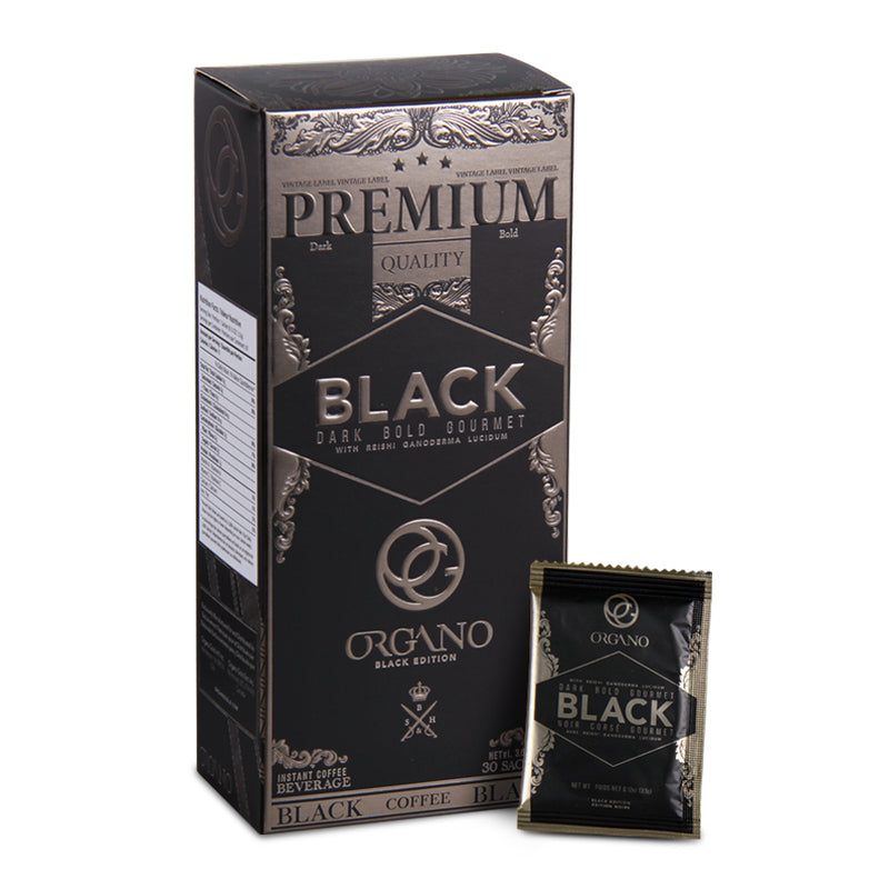 Gourmet Black Coffee from Organo