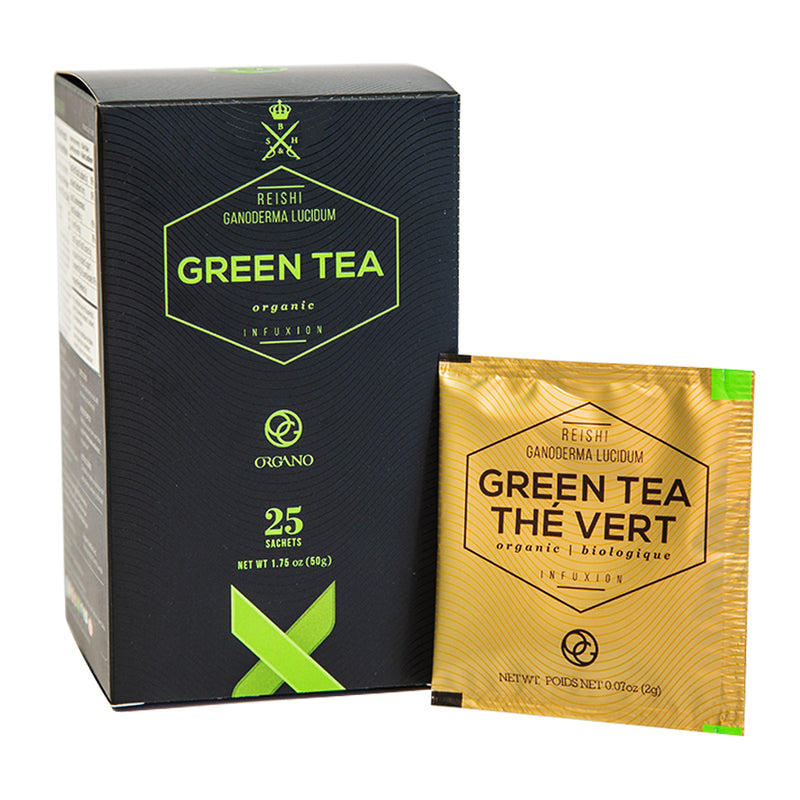 Organic Green Tea by ORGANO