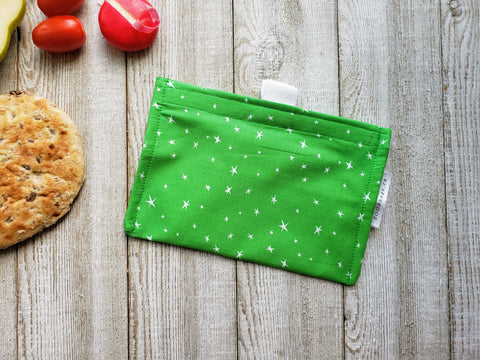Reusable snack bag, Prosoft lining